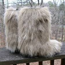 s yeti boots eskimo faux fur yeti boots winter 3 color