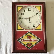 Kitchen Wall Pictures by Vintage Cheervine Quartz Kitchen Wall Clock Cola Carol U0027s True