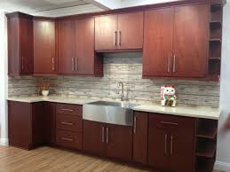 Slab Kitchen Cabinet Doors Slab Cabinet Doors In 60s Ranch Do Slab Doors Always Look Modern