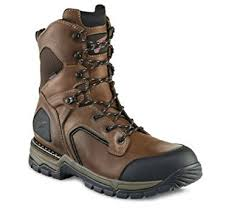 womens boots vibram sole amazon com wing s 8 inch boot 2409 brown leather vibram