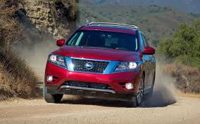 pathfinder nissan 2016 2013 nissan pathfinder second look truck trend