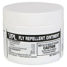 vpl fly repellent ointment qc supply