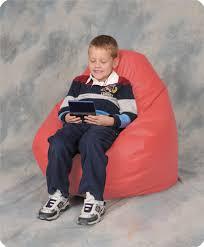 coral bean bag chairs for kids bean bag city