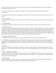 sailing instructions 2010 505 north american championship