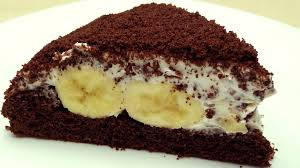 mole cake recipe cake with banana and chocolate youtube
