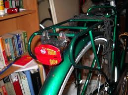 Planet Bike Lights Bike Rack Tail Light Mount Planet Bike Light Rack Mount Bicycle