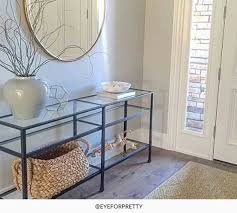 Pottery Barn Tanner Coffee Table by Tanner Long Console Table Bronze Finish Pottery Barn Au
