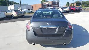 nissan altima for sale nc 2012 nissan altima 2 5s grey 6976 sold in mocksville north
