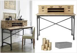 petit bureau vintage des petits bureaux pour un coin studieux joli place