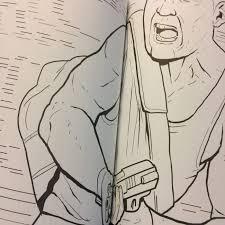 die hard coloring activity book u2013 women