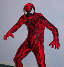 Carnage Halloween Costume Carnage Superhero Costuming Forum