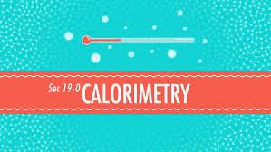 calorimetry chemistry 19 chemistry ap chemistry and homeschool