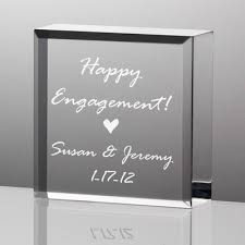 appropriate engagement gift personalized engagement gifts wedding engagement gifts