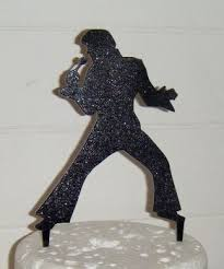 elvis cake topper acrylic cake topper page 4