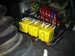 300tdi electrical no headlights power to relay or some dash