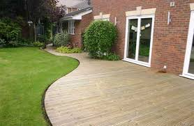 Garden Decking Ideas Uk Garden Decking Ideas For Beginners Think Global Print Local