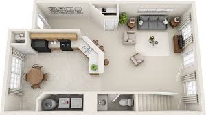 floor plans the summit townhomes murfreesboro tennessee first floor