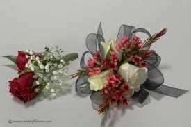 Red Rose Wrist Corsage Wedding Corsages Vickies Flowers Brighton Colorado Florist