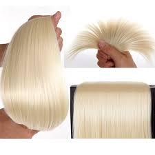 Hair Extension Clip Ins Cheap by Aliexpress Com Buy 60cm 24inch One Piece Cheap Clip In Hair