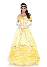 costume for women leg avenue classic beauty costume yellow large