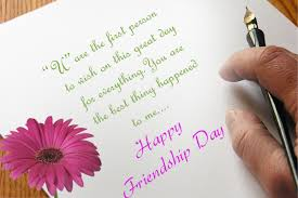 celebrations greetings friendship day special friend season