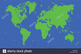Vector World Map 2d World Map Vector Stock Vector Art U0026 Illustration Vector Image