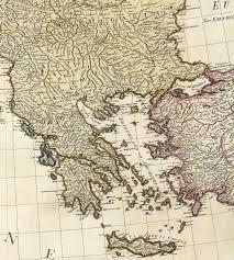 Kefalonia Greece Map by Ottoman Greece Wikipedia