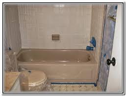 Bathtub Paint Home Depot Rust Oleum Tub And Tile Refinishing Kit Lowes Home Design Ideas