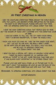 what do i get my for christmas 36 best in loving memory of my in heaven images on