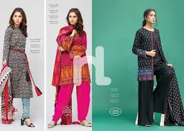 nishat stylish winter wear dresses collection for women 2016 17