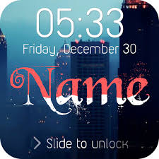 lock screen apk wave name lock screen 1 0 apk file for android softstribe apps