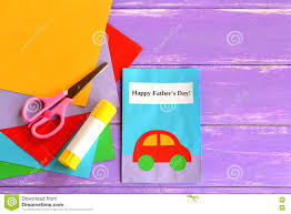 greeting card with message happy father u0027s day father u0027s day crafts