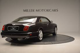 bentley azure 2009 2009 bentley brooklands stock 7145 for sale near greenwich ct