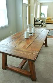 dining table an error occurred diy bench style dining table diy