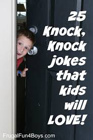 25 hilarious knock knock jokes for kids