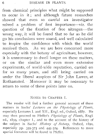directly transplanting of native monocots from donor areas to the project gutenberg ebook of disease in plants by h marshall ward