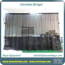 Black Stage Curtains For Sale Portable Starlit Led Stage Curtains For Sale Buy Portable