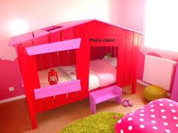 cabane fille chambre lit cabane pour fille chambre voici une chambre originale pour une
