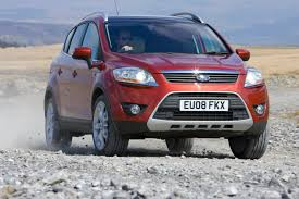 ford kuga achieves best overall rating for its class in euro ncap