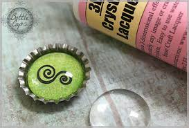 how to make bottle cap crafts and jewelry photos and diy