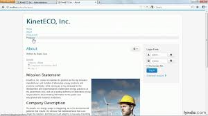 joomla tutorial adding products moving the main menu and