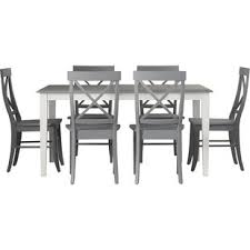 Black And White Dining Room Sets Kitchen Dining Sets Joss