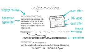 wedding inserts wedding invitation insert templates free wedding invitation