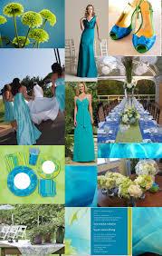 april wedding colors weddingzilla blue green turquoise wedding inspiration board