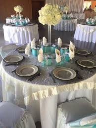 white table cloth ivory embroidered organza overlay white chair