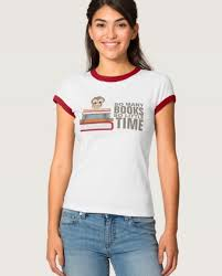 50 awesome literary t shirts for book lovers