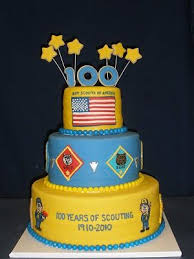 12 best scouts blue u0026 gold images on pinterest cake ideas