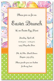 wording for brunch invitation easter brunch invitation wording 18318 happy easter sunday