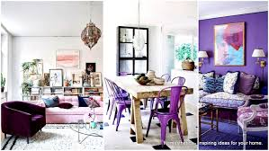 color home decor ultra violet home decor pantone s color of the year 2018