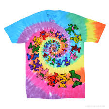 hippie tie dye u0026 band t shirts at discount prices from the hippie